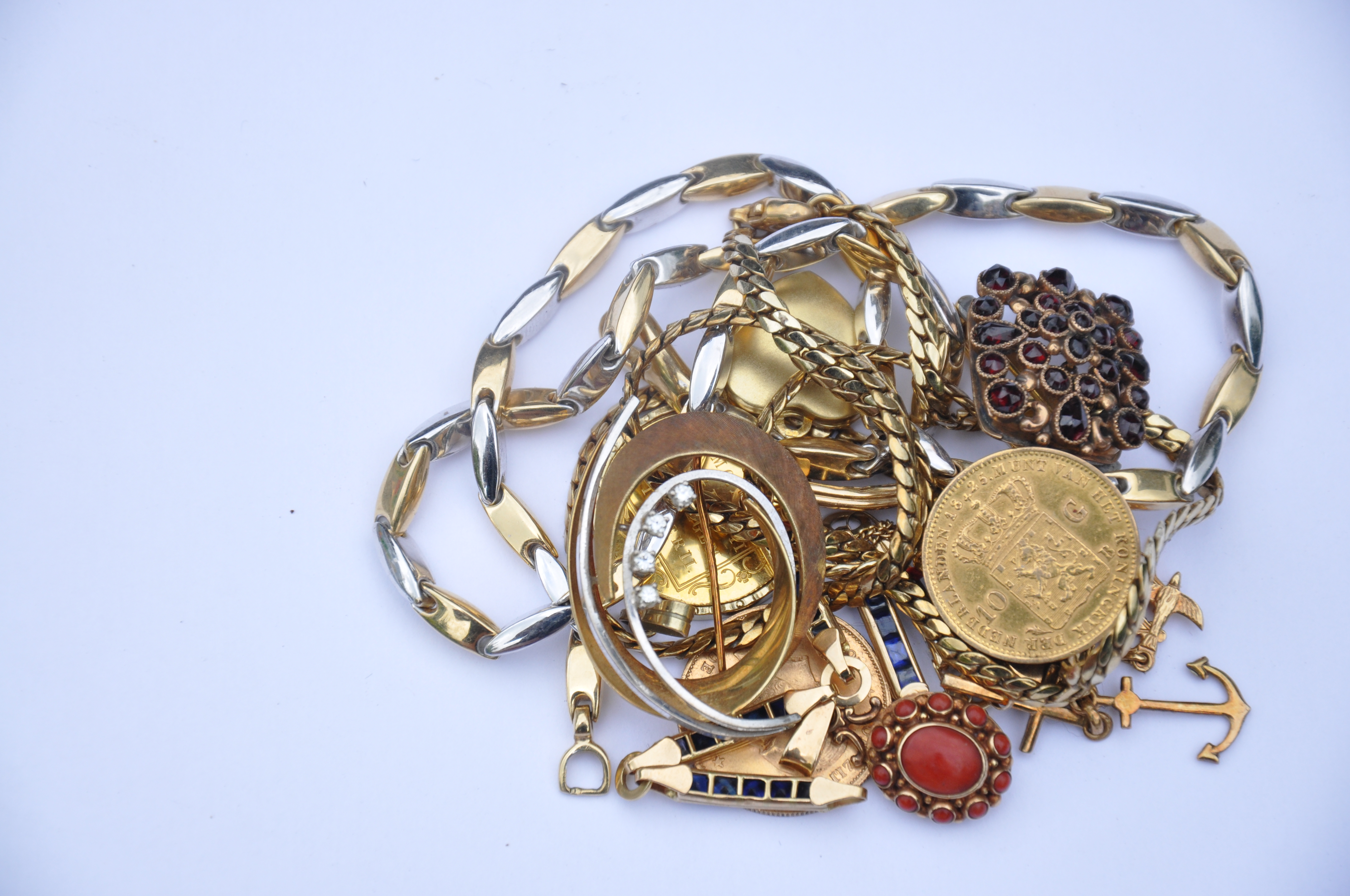 Verkoop uw oud goud bij juwelier Verbree