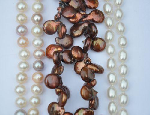 Juwelier Verbree vertelt u alles over parels
